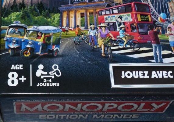 Monopoly Edition Monde
