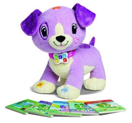 Lis avec violette Leapfrog