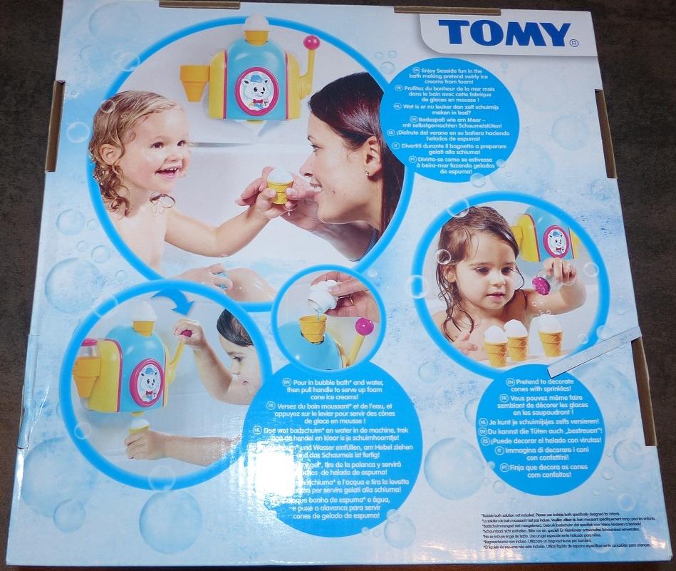 Ma fabrique à glaces de Tomy