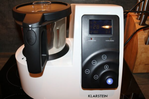 robot de cuisine cuiseur 9 en 1 Kitchen Hero de Klarstein