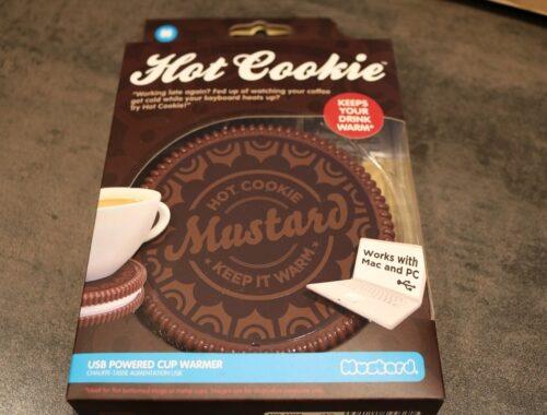 réchaud boisson portable Hot Mustard Cookie
