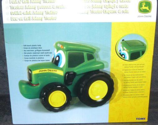 John Deere - Pousse Roule Johnny le Tracteur