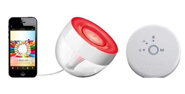 Lampe Living Colors Hue Philips