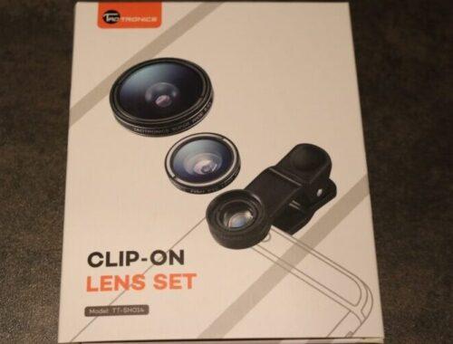kit de lentilles objectifs professionnels TaoTronics