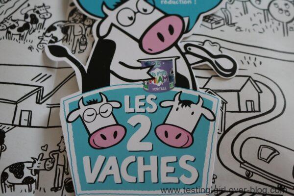 Les P'tits Miam des 2 Vaches