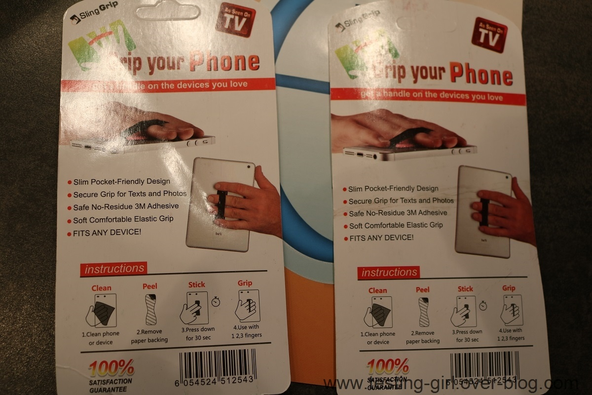 Sangle élastique pour Smartphone