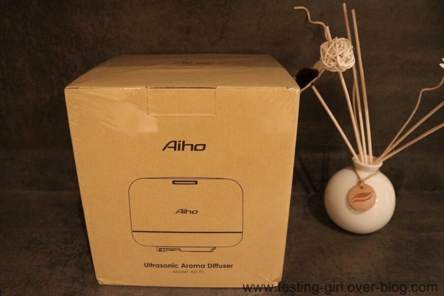 diffuseur d'huiles essentielles Aiho