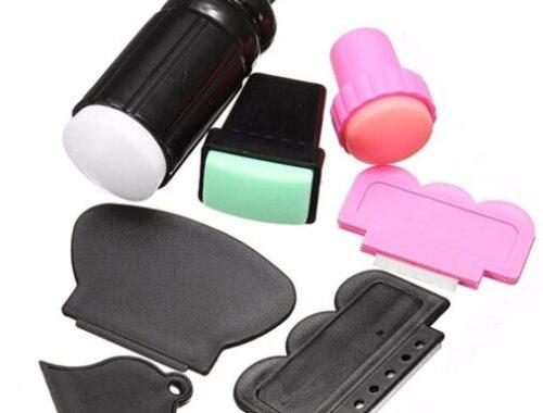 kit nail-art Stamper (tampons) de DancingNail