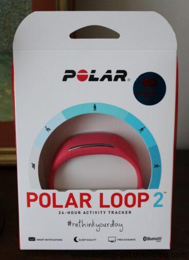 tracker d'activité Loop 2 par Polar
