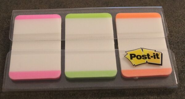 Post-It Marque Page