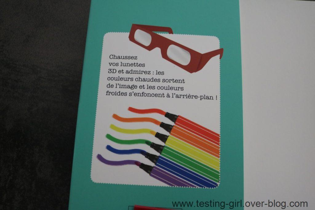 Coloriages en 3D des éditions First
