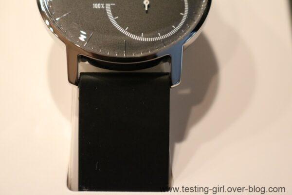 La montre connectée Withings Activité Steel