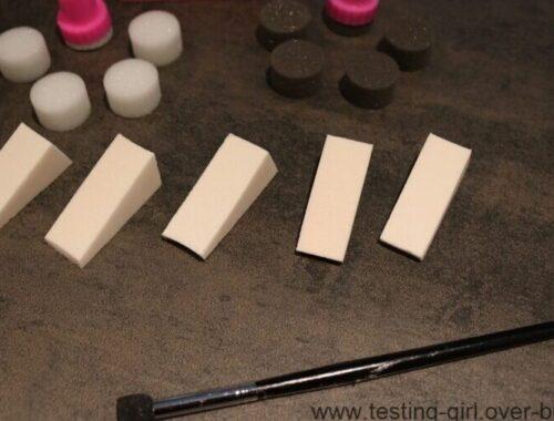 Kit d'éponges pour Nail-Art DancingNail