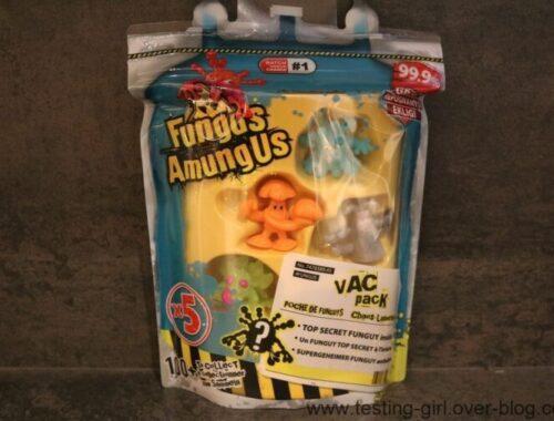 Les monstres Fungus Amungus de Funguys