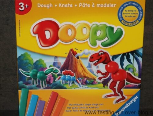 La pâte à modeler Doopy de Ravensburger
