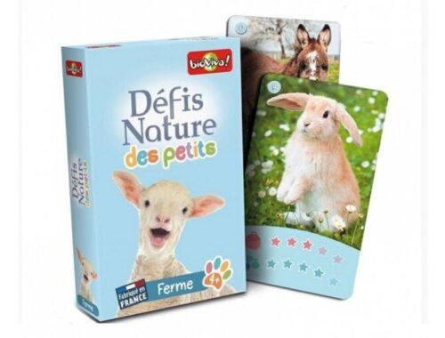 Les Bébés animaux de la ferme de Défis Nature Bioviva