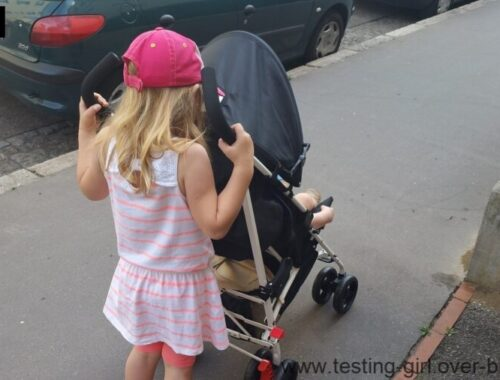 poussette canne Safety First avis