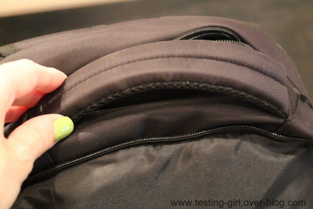 Sac à dos en Nylon Etanche pour ordinateur portable de Vitalismo