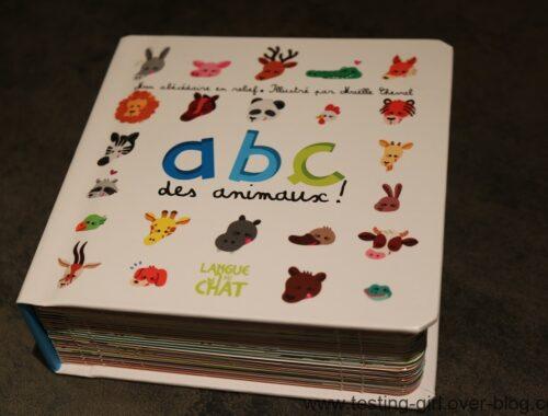 ABC des animaux ! de Maëlle Cheval