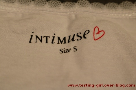 slips pour femmes Intimuse