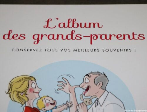 L'Album des grands-parents