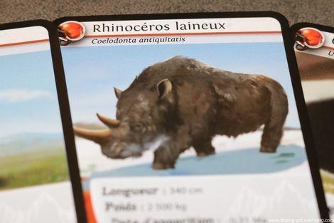 Défis Nature de Bioviva - Les animaux préhistoriques avis