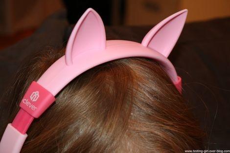casque audio pour enfant