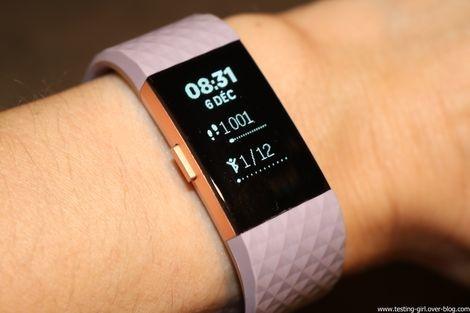 montre connectée Fitbit Charge 2 avis