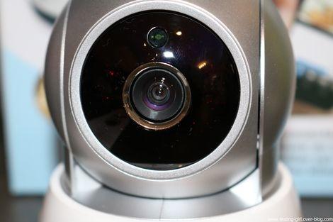 caméra Infinity Move Safe&Sound IPCAM220 Vtech avis