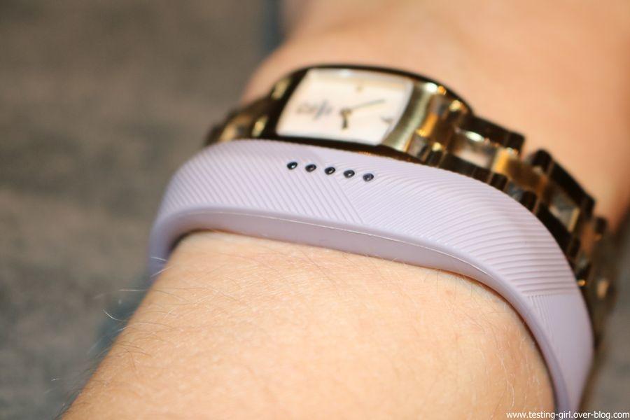 bracelet connecté Flex 2 de Fitbit