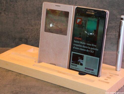 support multifonctions pour tablettes et smartphones de Olixar
