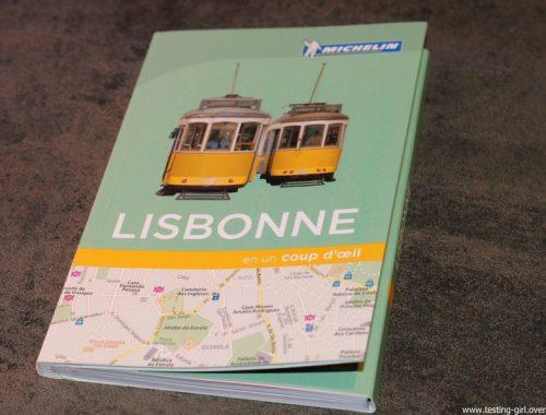 guides En un coup d'oeil de Michelin - Lisbonne
