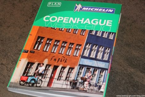 Guides Vert Week-end de Michelin avis