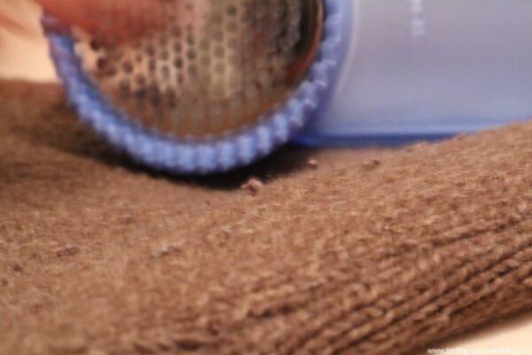 rasoir anti-peluches