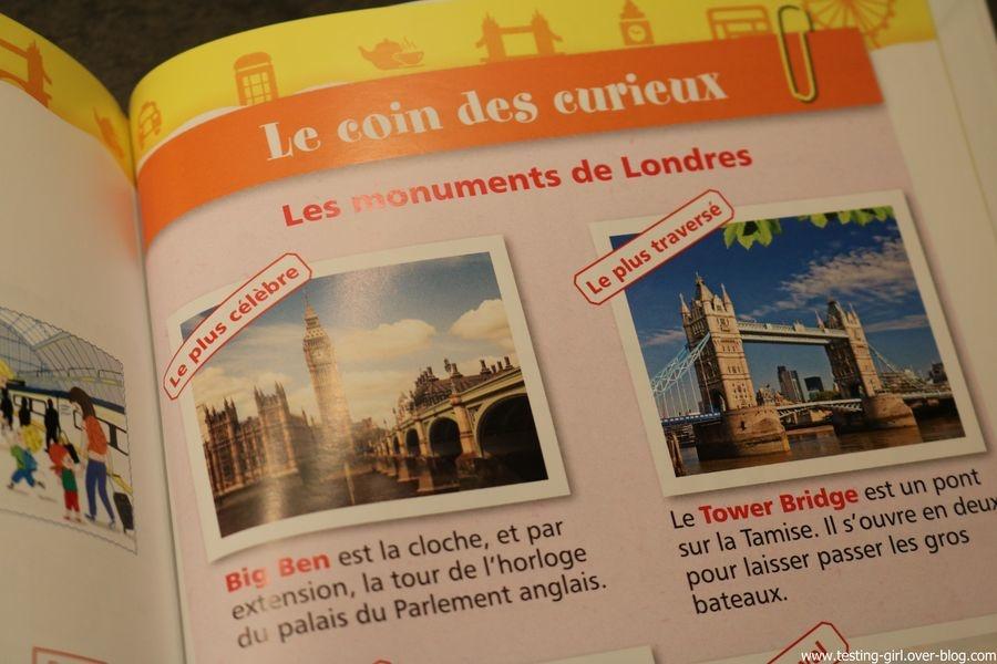 A Londres ! Premières lectures de Belin