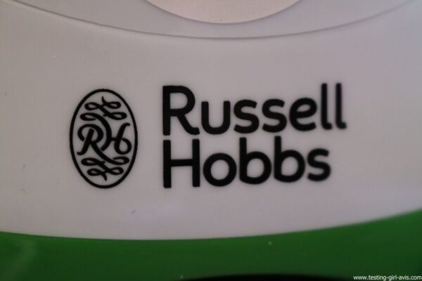 Le presse agrumes-blender nomade de Russell Hobbs