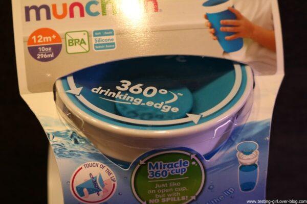 Munchkin la tasse d'apprentissage Miracle 360