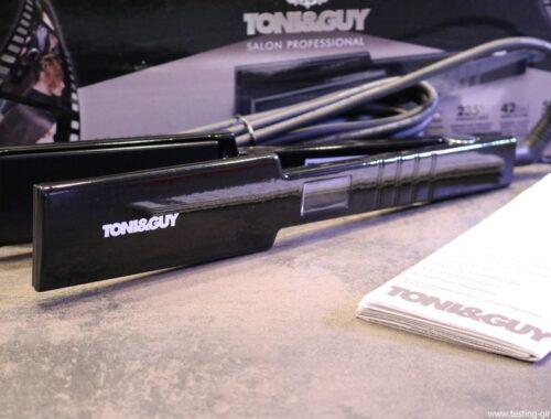 Le lisseur cheveux Toni and Guy Professional 235 Salon Straightener avec des plaques XL : Top ou Flop
