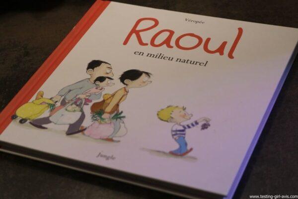 Raoul en milieu naturel de Véropée