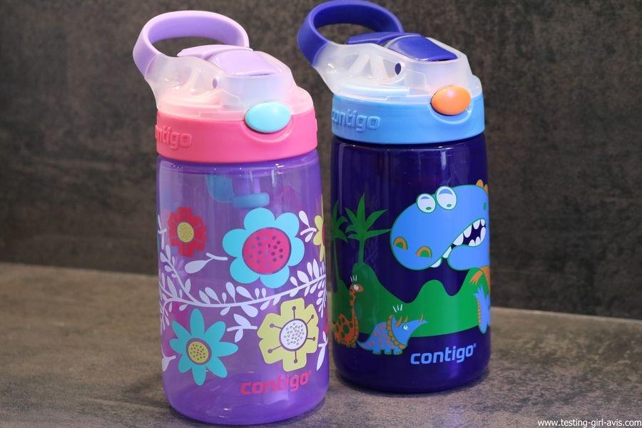 gourde enfant sans BPA