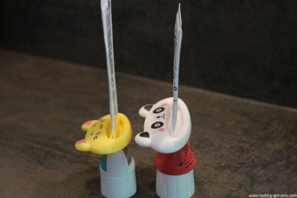 Faire des économies de produits avec le presse tube dentifrice ! [Astuce]