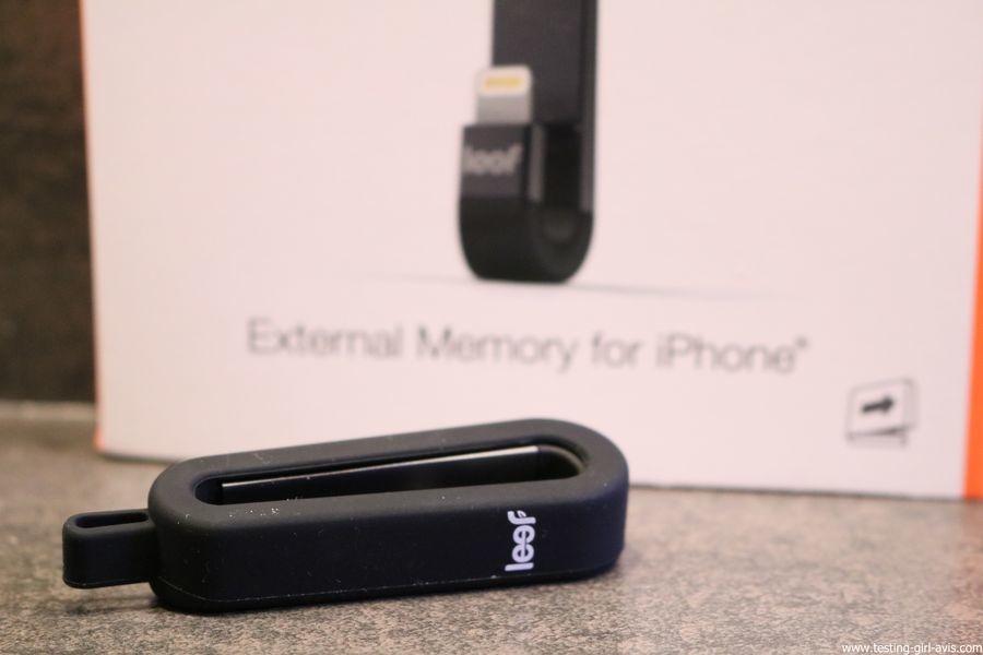 Leef iBridge 3 mémoire externe Apple iOS