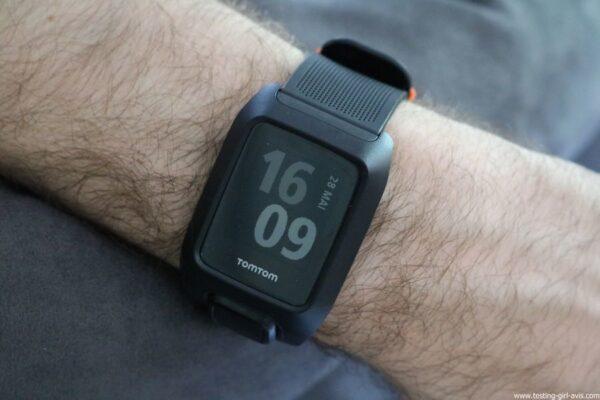 La montre cardio GPS Outdoor TomTom Adventurer : le test complet
