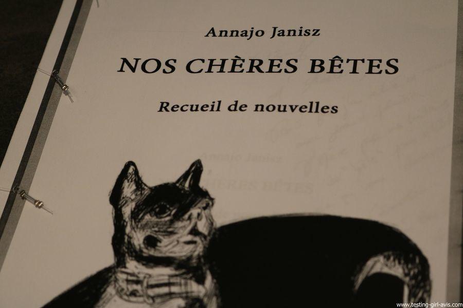 nos cheres betes recueil nouvelles annajo janisz