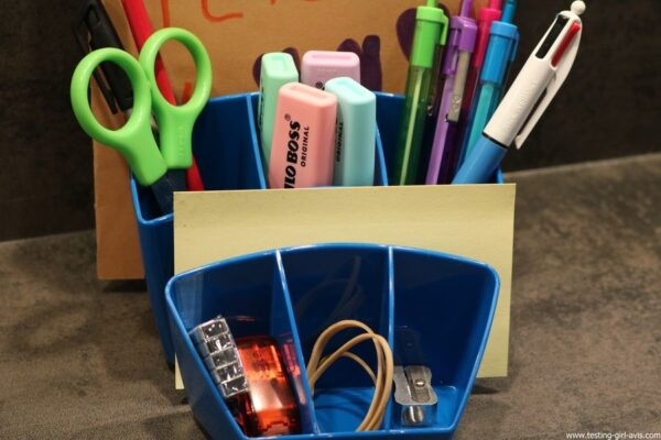 CEP office pro multipot crayons bleu ocean gloss