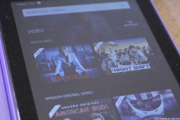 amazon fire video prime