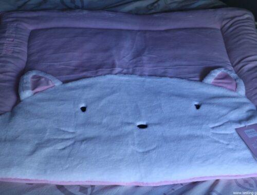tapis couverture tapidou chat doudou et companie