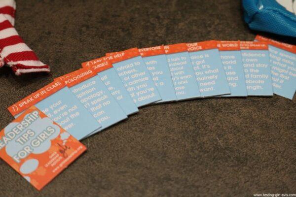 poupee lottie rentree des classes cartes collector