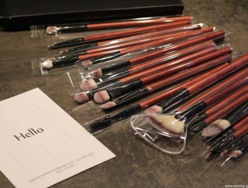 kit pinceaux maquillage pas cher amazon anjou