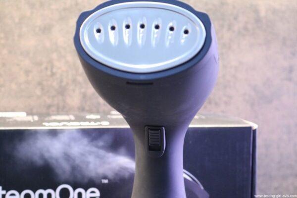 STEAMONE S-Travel Defroisseur vapeur Noir 0,26 L 1400 W semelle